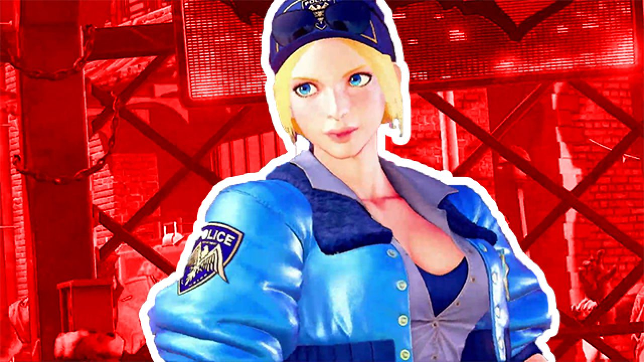 Why The Lucia Morgan Street Fighter 5 Dlc Is The Best Character Of