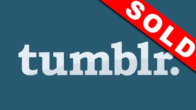 Tumblr sold by Verizon to Wordpress owners