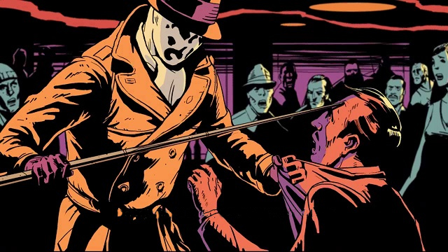 Watchmen The End is Nigh Motion Comic Cutscenes
