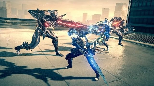 Astral Chain How to get the Axe Legion