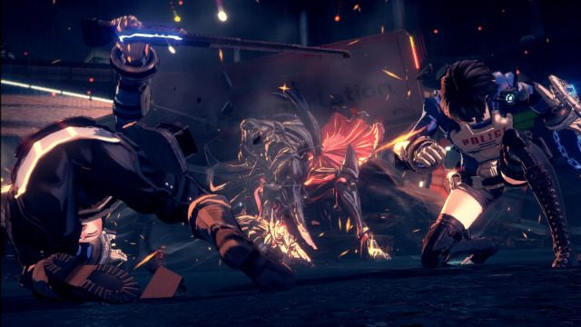Astral Chain Review Chimera