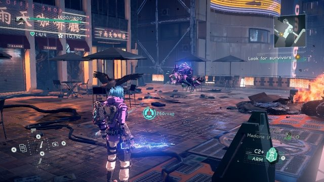 Astral Chain cat locations