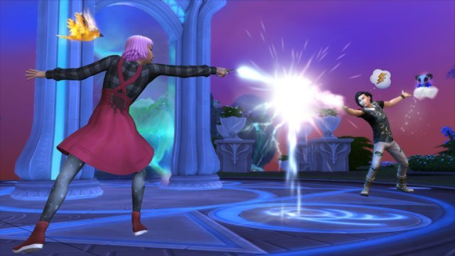 The Sims 4 Realm of Magic Becoming a Spellcaster