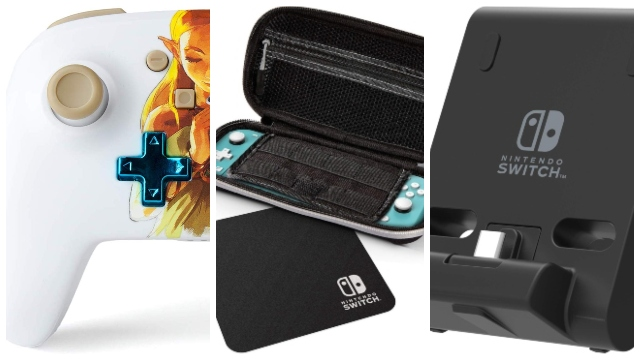 Best Nintendo Switch Lite Cases _ Screen protectors, carrying cases, shells & accessories
