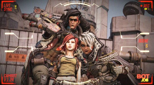 Borderlands 3 Review Lilith and Calypso Twins