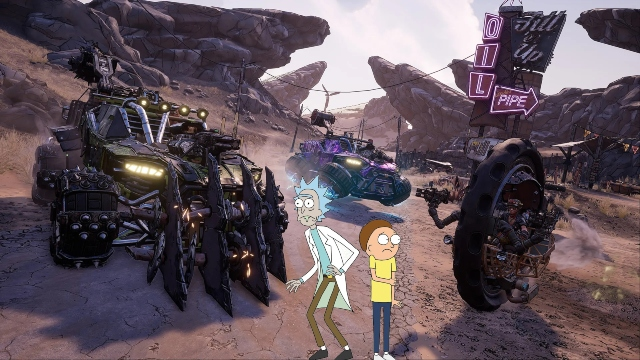 Borderlands 3 Rick and Morty shotgun location (1)