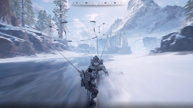 Can you fast travel in Gears 5