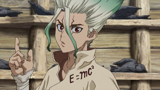 Dr. Stone Episode 12