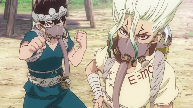 Dr. Stone episode 13