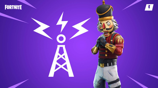 Fortnite 2.34 Update Patch Notes  Nutcracker Thing