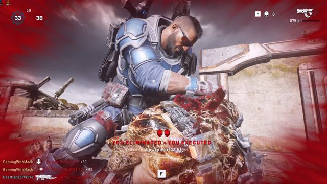 Gears 5 Connection Issues