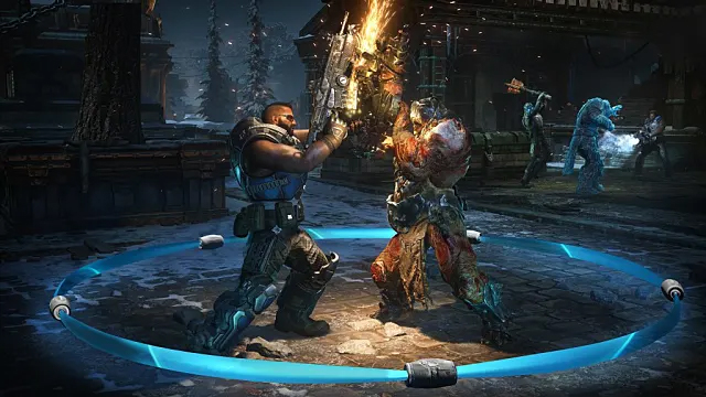 Gears 5 Double XP