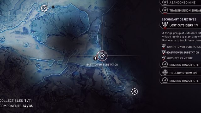 Gears 5 Lena's Code Location