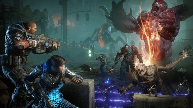 Gears 5 removed from multiplayer error