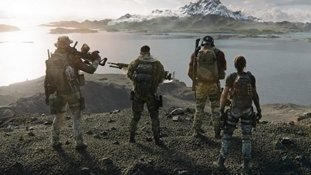 Ghost Recon: Breakpoint Microtransactions