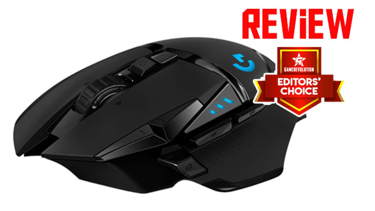 Logitech G502 Lightspeed Review Wireless Mouse Perfection