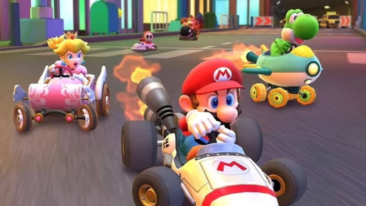 Mario Kart Tour Landscape Mode Do You Have To Play In Portrait