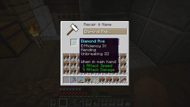 Minecraft How Does Mending Work