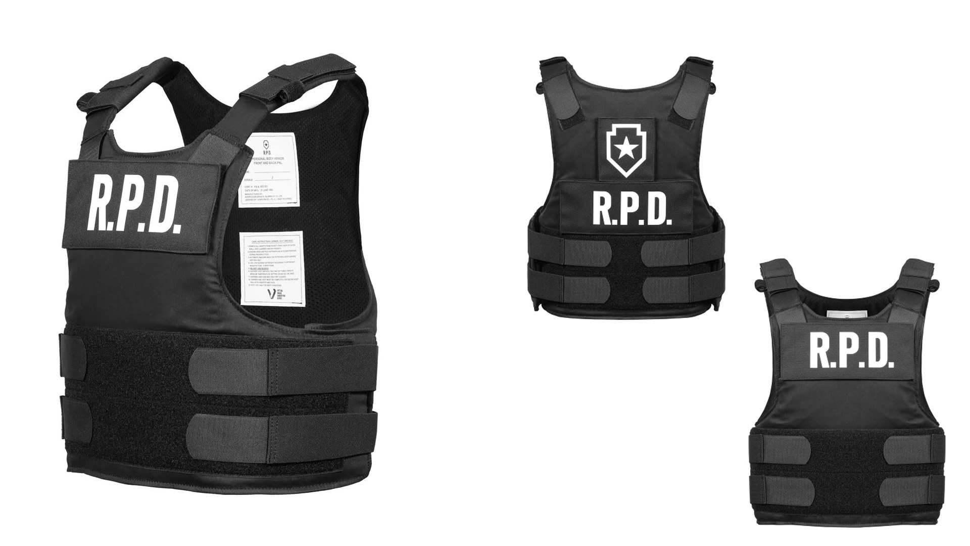Real Life Resident Evil 2 Remake Vest Prepares You For The Zombie