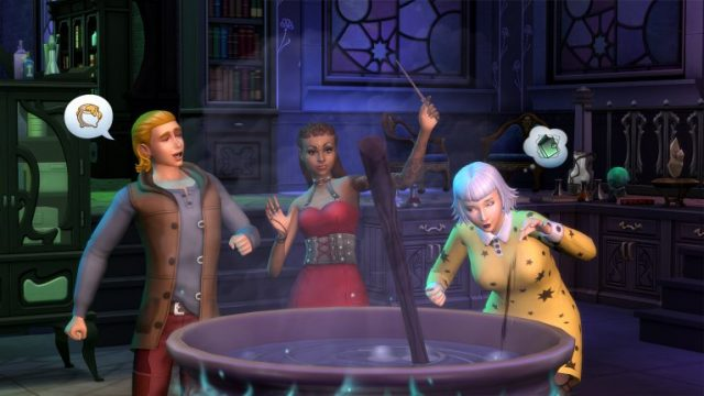 The Sims 4 update 1.58.69 patch notes