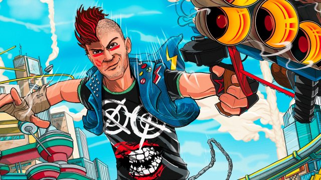 Sunset Overdrive Sony