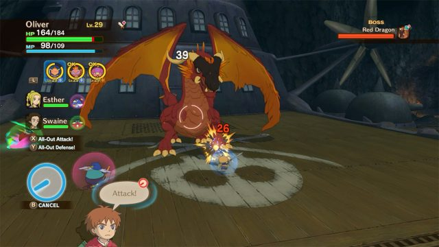 ni no kuni wrath of the white witch switch review