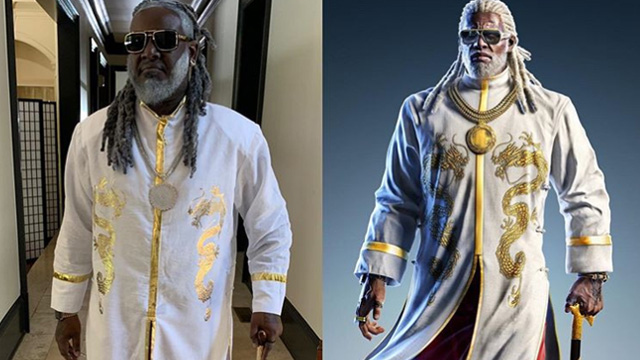 T-Pain Leroy Smith cosplay