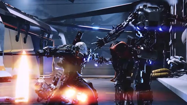The Surge 2 tags and banners