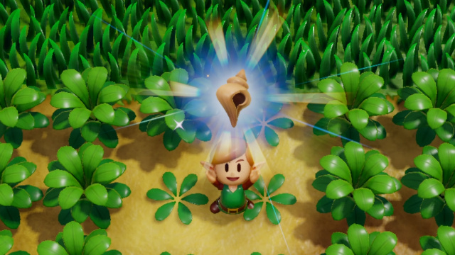 Zelda Link's Awakening Remake Secret Seashell Locations