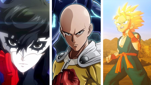 Best anime games coming in 2019 and 2020