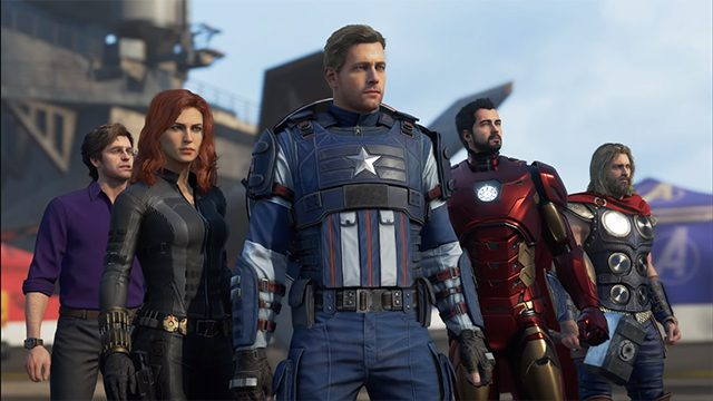 Marvel's Avengers' setup shows some promise in a way its gameplay does not