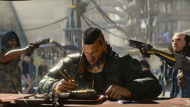 Cyberpunk 2077 multiplayer will have story ties