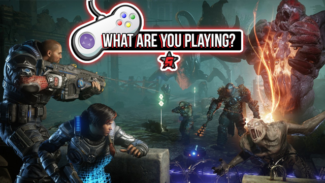 gears 5 what are you playing