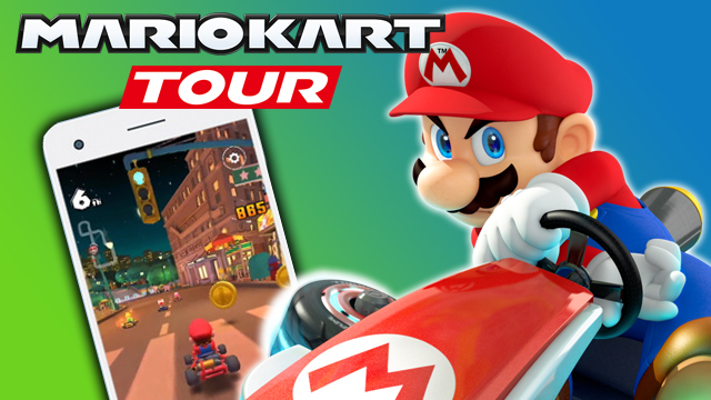 mario kart tour controls drift explained