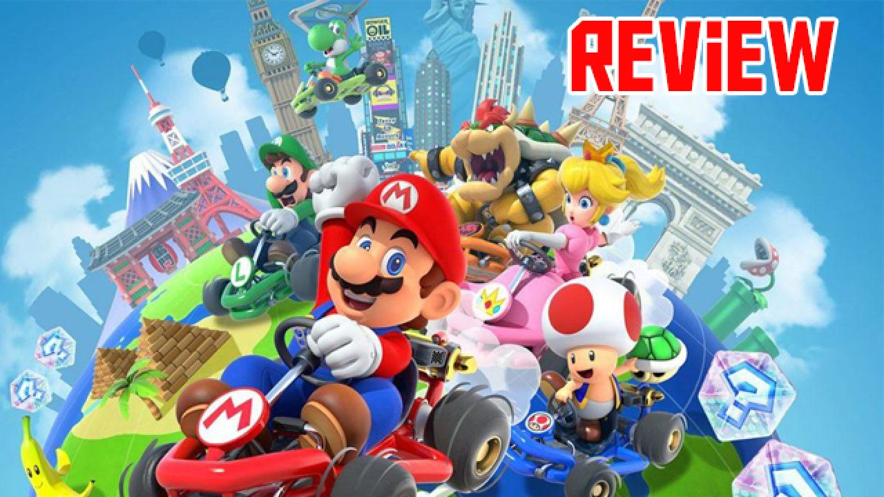 Mario Kart Tour Review Surprising Innovation Spoiled By