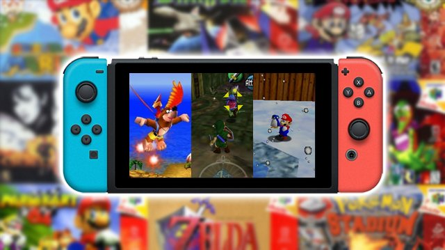 Every Nintendo 64 game that needs to be a part of Nintendo Switch Online