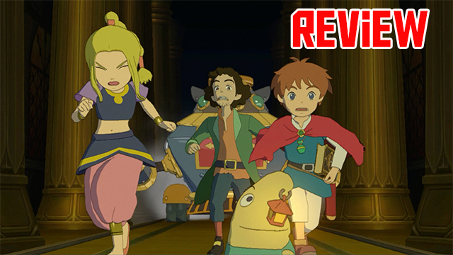 Ni no Kuni: Wrath of the White Witch Switch Review  
