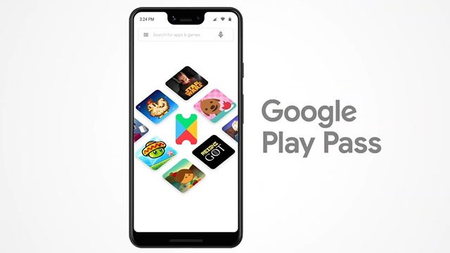 Google Play Pass subscription service revealed
