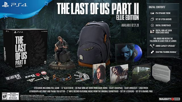 The Last of Us 2 Collector's Edition Pre-Order Guide