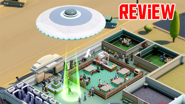 two point hospital close encounters dlc review