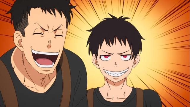 Fire Force episode 15