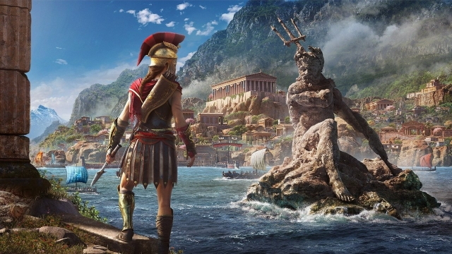 Assassin's Creed Odyssey 1.51 update
