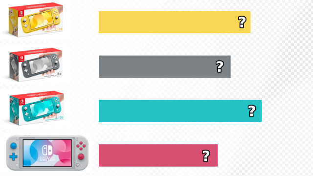 Best Switch Lite color
