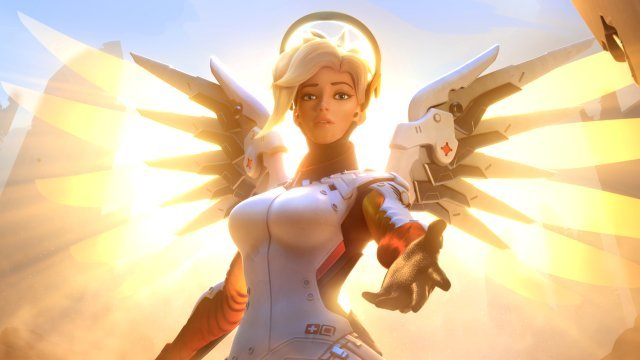 Blizzard Hong Kong controversy Overwatch Mercy