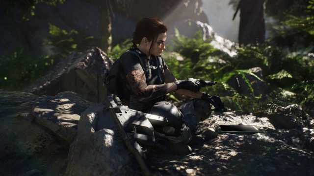 Ghost Recon: Breakpoint Gone Fishing