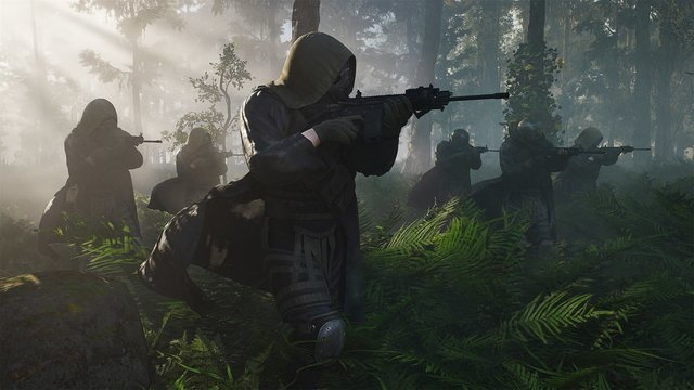 change classes in Ghost Recon: Breakpoint