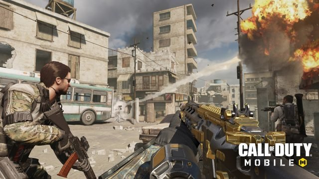 Call of Duty Mobile bots