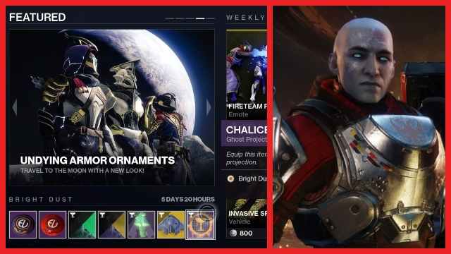 Destiny 2 Bright Dust Bounties How to farm Bright Dust in Shadowkeep