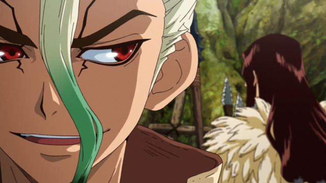 Dr. Stone Episode 15