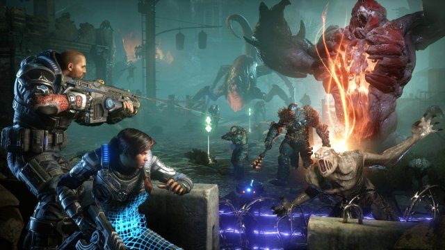 Gears 5 quitters